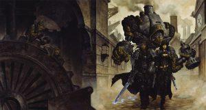Iron Kingdoms RPG