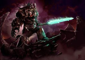 Abaddon Chaos Warhammer 40k