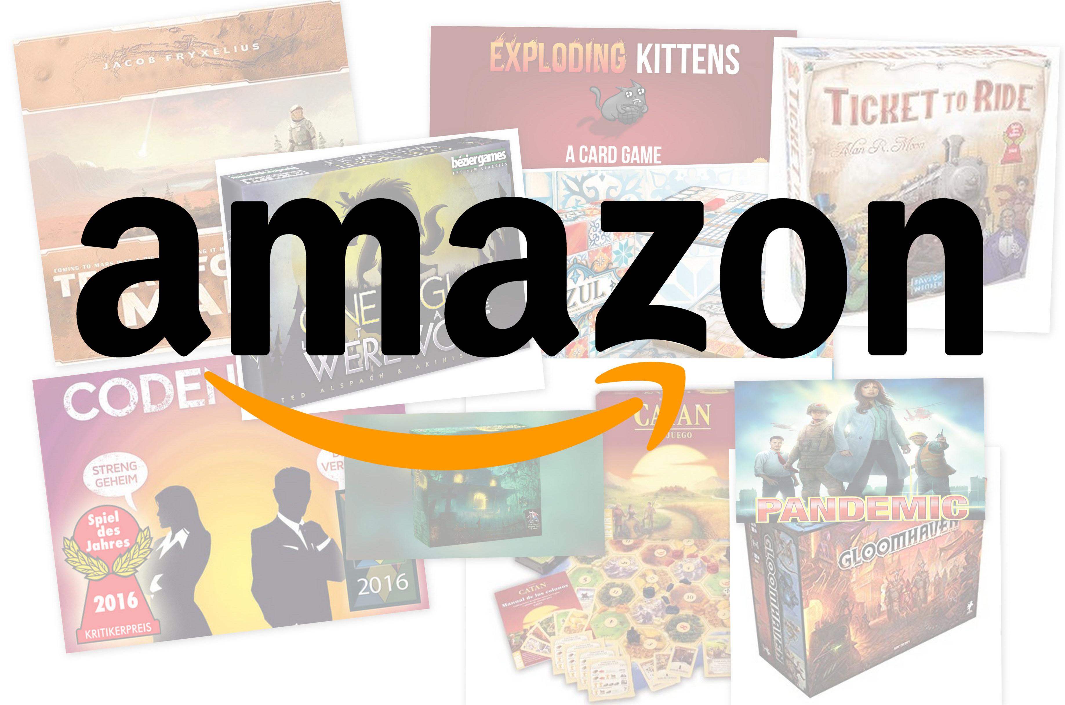 Amazon Juegos más vendidos 2018