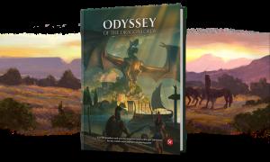 Odyssey of the Dragonlords RPG Kickstarter