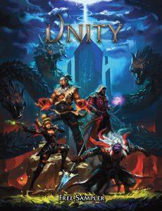 Unity RPG Portada