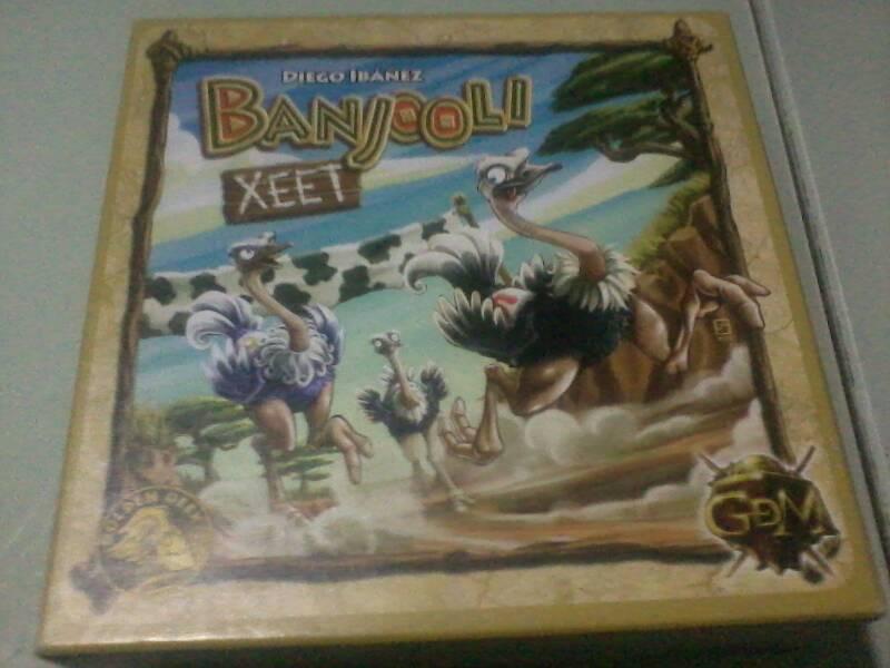 Banjooli Xeet caja