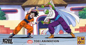 Dragon Ball CMON IDW