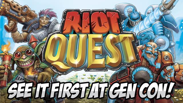 Riot Quest Privateer Press