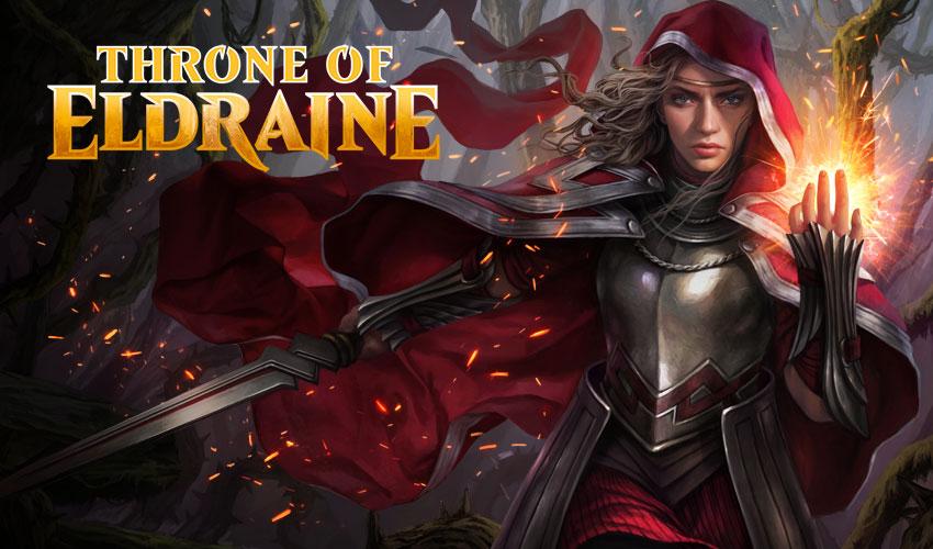 Magic The Gathering Throne of Eldraine