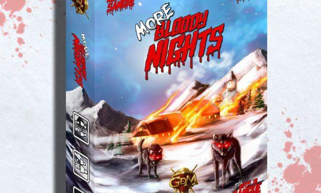Sobrevive a Más Noches de Sangre, Reseña de este juego de cartas sobre vampiros de GDM Games