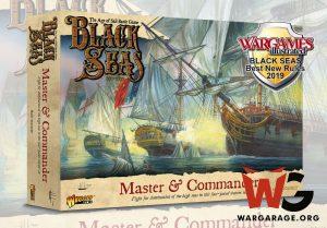 Destapado caja inicio Black Seas unboxing