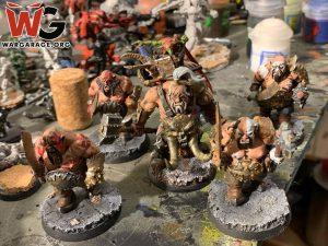 Jorge cortes Blood Bowl ogres