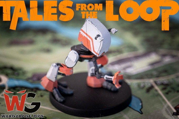 Tales from the Loop Board Game Kickstarter