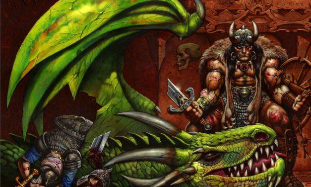 Conan The King nuevo suplemento de Conan: Adventures in an Age undreamed of Juego de Rol RPG (Reseña)