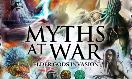 Myths at War (Review and Kickstarter)