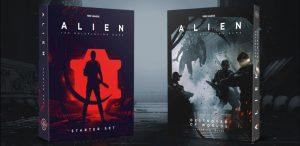 Alien RPG Juego de Rol Destroyer of Worlds Módulo