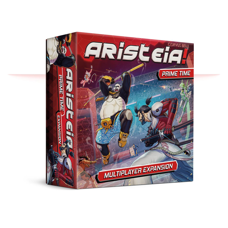 Aristeia prime time caja