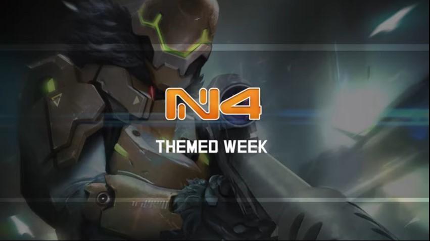 Infinity Week N4
