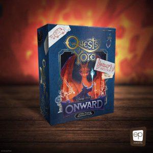 Onward Quests of Yore Barleys edition caja
