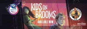 kids on brooms rpg juego de rol estilo Harry Potter