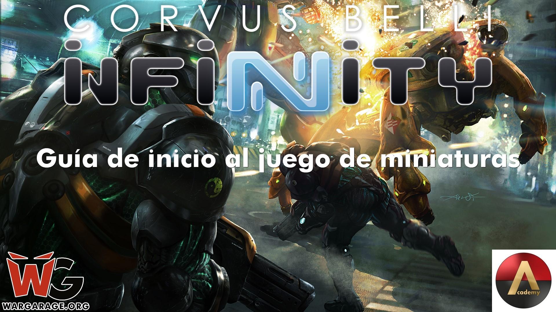 Infinity portada guia de inicio