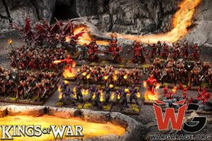 Kings of War de Mantic Games