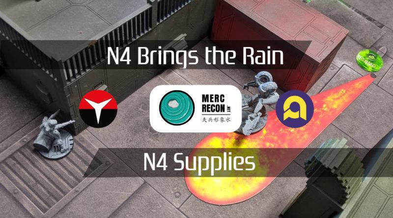 N4 Brings the Rain thumbnail