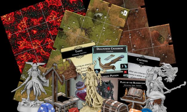 Descent: Legends of the Dark el nuevo juego en Terrinoth (FFG)