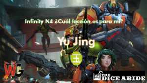 Infinity n4 Yu Jing faccion