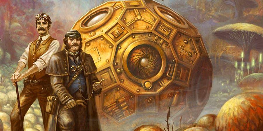 Juegos de mesa steampunk wargames de miniatura