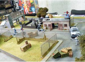 miniaturas estadio wargames marvel crisis protocol