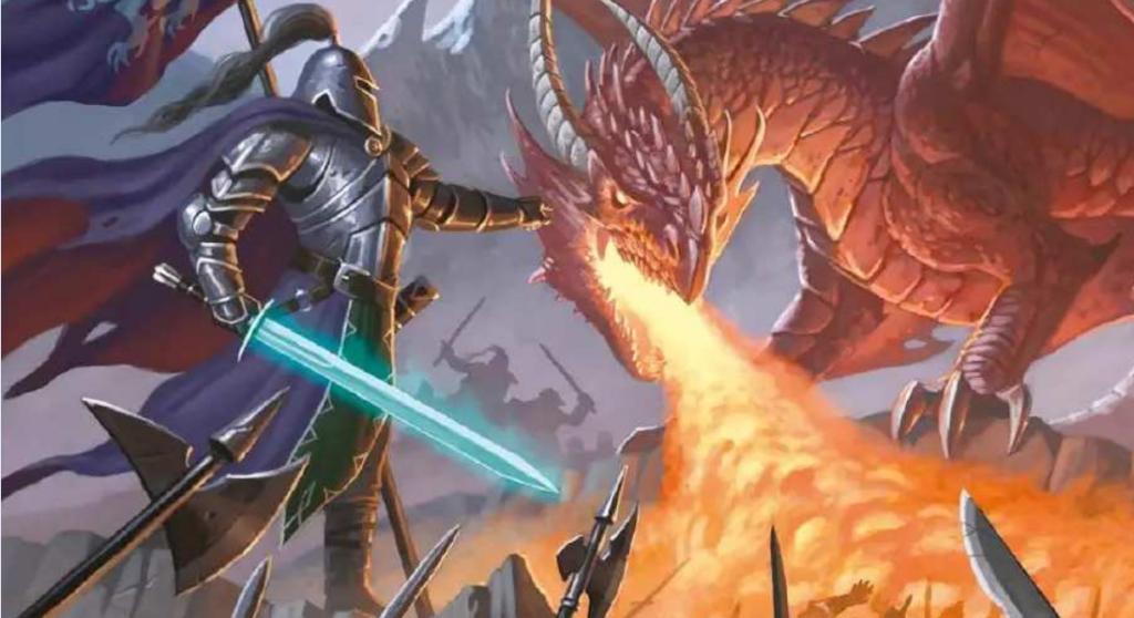 Dragon rampante reseña reglas
